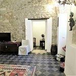 Ciricò apartment with private courtyard
