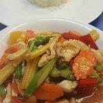 Restaurant Thai Krone Foto