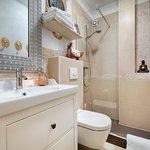 Cream Room / bathroom
