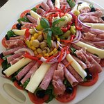Deli plater for all occasions