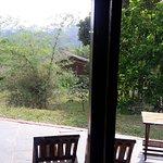 Adjacent Veranda of Cottage  Room