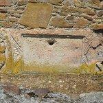 Strei Church - Roman sarcophagus fragment