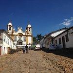 Vista da Igreja Matriz de Santo Antônio