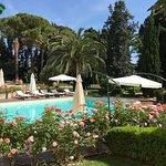 Vista parco/piscina