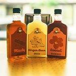 Mauby, Ginger Beer & Sorrel Drinks.