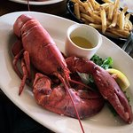 Lobster at the Waterfront!