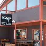 Scoops Ice Cream & Pizza