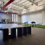 High Performance Training area for athletes at any age or level.