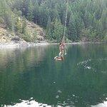 Hidden Lake in Desolation Sound