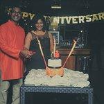 30th wedding anniversary celebrations at Gartons Ark