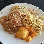 Deli Bar And Wok Restaurant