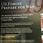 US forces were helped in training by the French who had been there