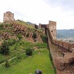 Veduta dalle varie torri del castello