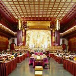 tooth relic buddist temple