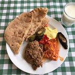 Ägyptisches Frühstück