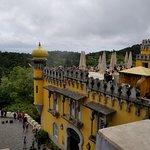 พระราชวังหลวงเปนา: Beautiful Pena Palace