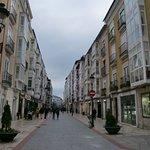Calle peatonal.