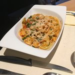 Tagliatelle with Vegetables.