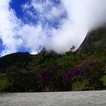 Entrada do Parque Estadual da Pedra Azul, Domingos Martins-ES