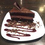 Olive Oil Chocolate Cake