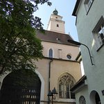 Church Exterior and Tower