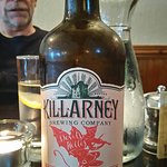 La biere locale de Killarney, à tester