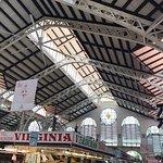 Central Market of Valencia Fotografie