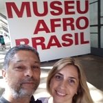 Parte externa do Museu