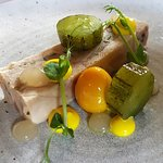 Terrine of rabbit
