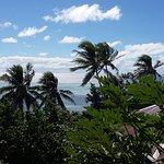 La mer depuis la Villa Tonoï