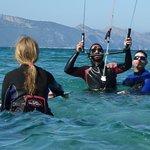 kitesurfing club Mallorca Asociacion Aprende a Navegar en Junio
