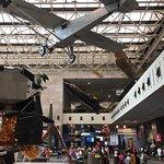 พิพิธภัณฑ์อากาศและอวกาศแห่งชาติ ภาพถ่าย