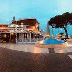 Casa Cantoniera by night