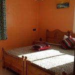 my happy orange room