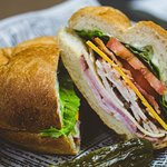 Can't go wrong with a Pepper Jack Club Sandwich