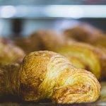 Croissants made fresh