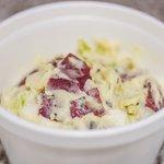 Home made potato salad