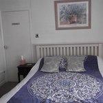 bedroom viewed from door