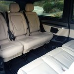 Leather & confortable seats