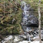 Uisge Ban Falls Foto