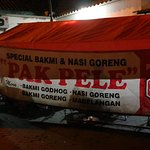 The Famous Pak Pele Food Stall