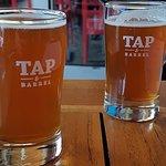 Tap & Barrel in False Creek - Brewery Tour