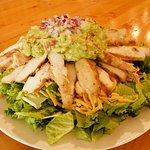 Southwest Guacamole Salad