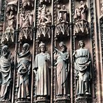The incredible detail of the Cathedral