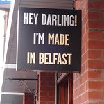 Foto de Made in Belfast Cathedral Quarter