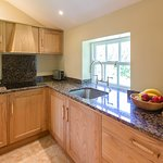 Fully fitted handmade kitchen