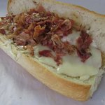 Chicken Ranch with Bacon Sub