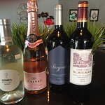 Free wine tastings every Tuesday from 5:30-7:30 PM