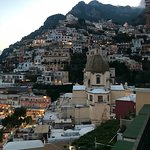 Evening Terrace View