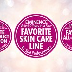 Eminence Organic Skin Care available at The Skin Cottage!